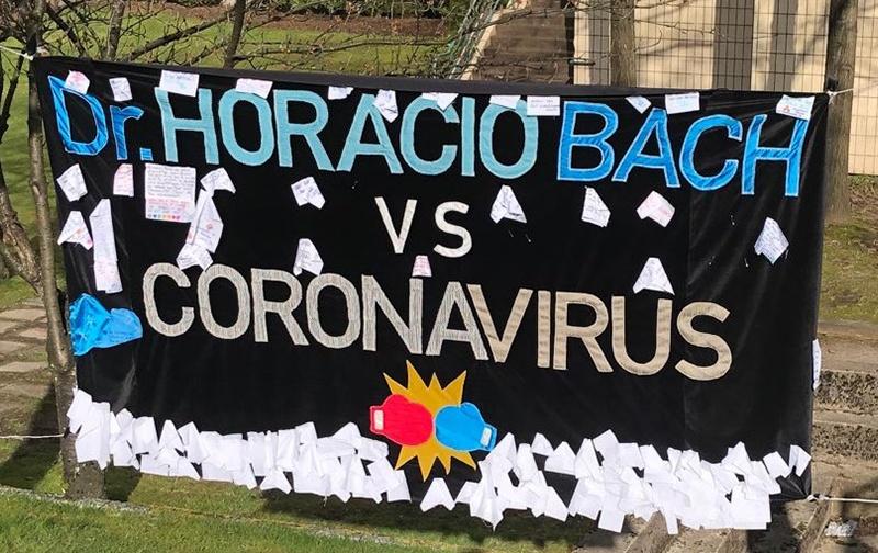 dr horacio bach receives major grant from cihr for covid 19 anitbody development